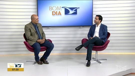 Edilázio Júnior fala sobre leilão do pré-sal no Bom Dia Mirante