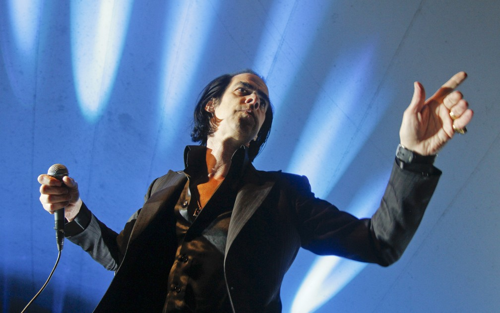 Nick Cave and the Bad Seeds — Foto: Jack Plunkett/Invision/AP