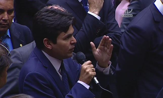 O deputado Victor Mendes (PSD-MA)