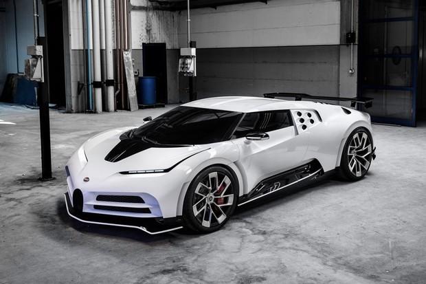 Bugatti Centodieci  (Foto: Divulgação)