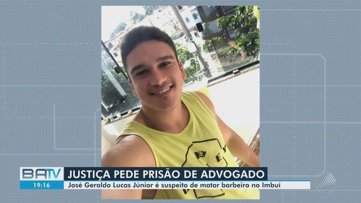 Ficou imprensando ela contra parede', diz testemunha sobre assédio que  cunhada sofreu do suspeito de matar barbeiro na BA   Bahia   G1