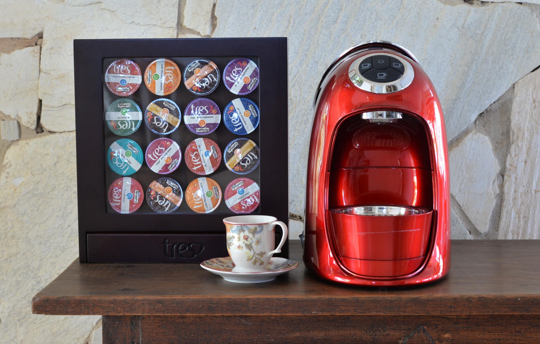 Modelos de máquinas da Tres estão disponíveis na Camicado (Foto: Foto: Divulgação)