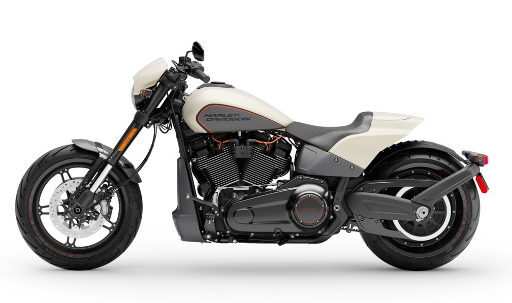 Harley-Davidson FXDR 114 (Foto: Harley-Davidson/Divulgação)