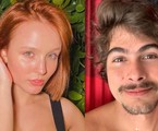 Larissa Manoela e Rafael Vitti farão par em 'Além da ilusão' | Reprodução