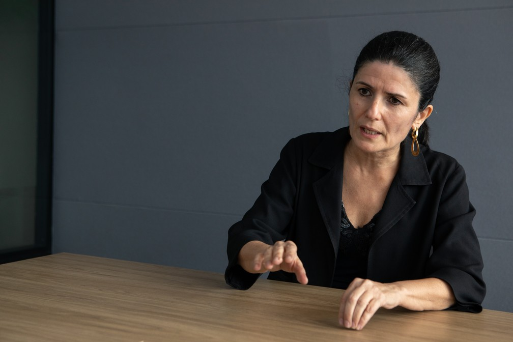 Zeina Latif, economista-chefe da XP Investimentos — Foto: Marcelo Brandt/G1