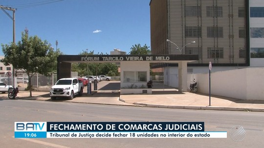 Justiça determina desativação de 18 comarcas no interior da Bahia; veja lista