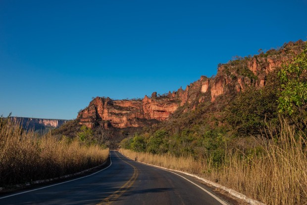 O chamado da estrada (Foto: Marcos Camargo)