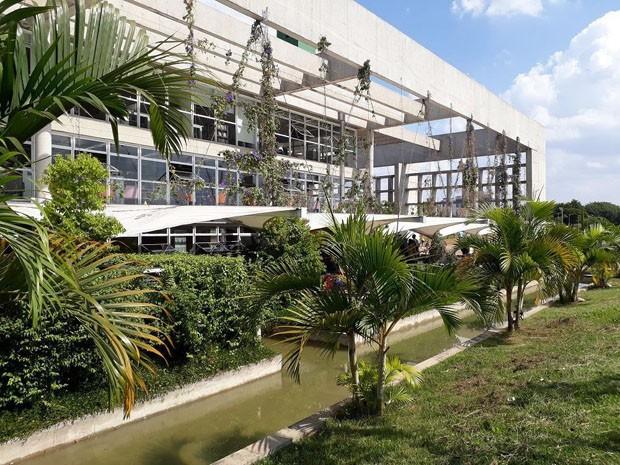 Biblioteca pública brasileira é finalista em prêmio internacional (Foto: Divulgação)