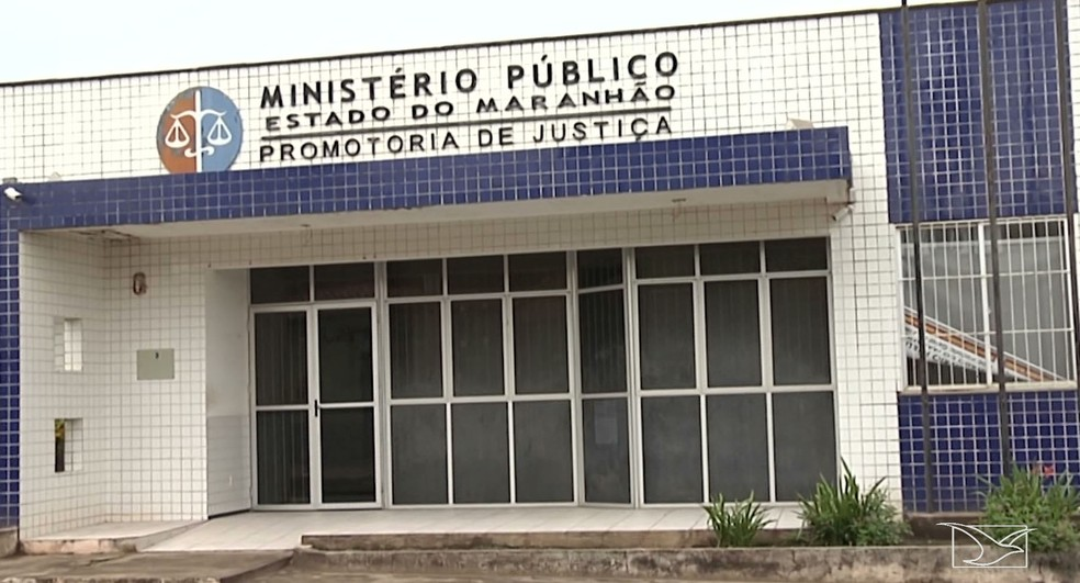 Ministério Público constatou irregularidades no transporte escolar de Bom Jardim — Foto: Reprodução/TV Mirante