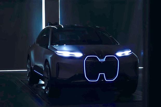 BMW Vision iNext (Foto: divulgação)