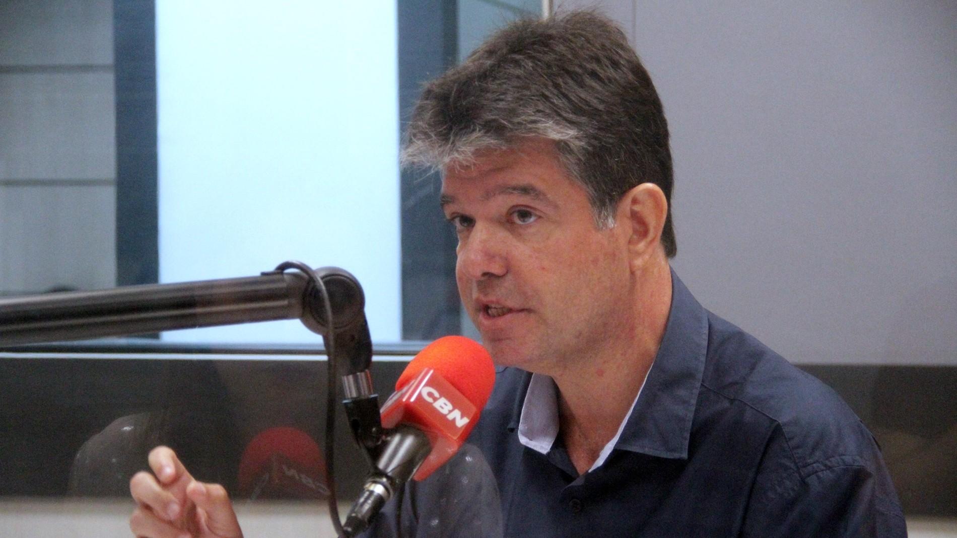 Ruy Carneiro promete criar cinco Centros de Especialidades Médicas, em entrevista à CBN