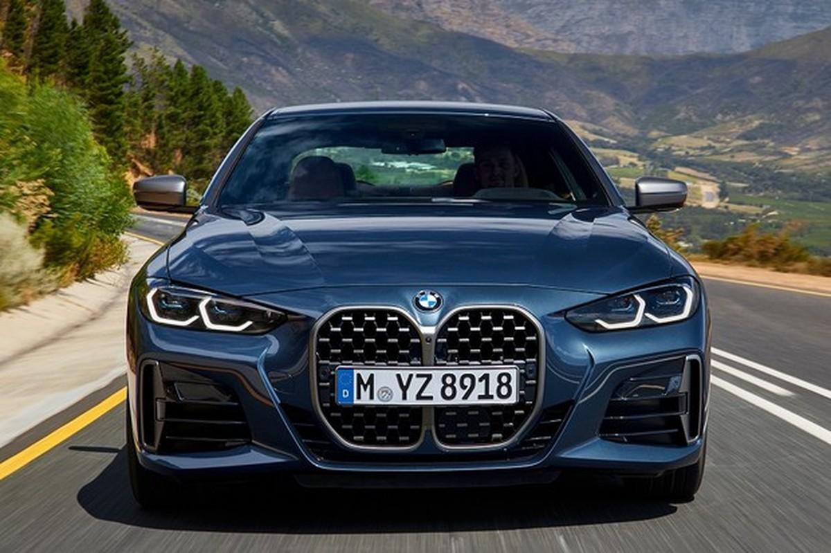 Teste: BMW Série 4 é muito mais do que uma enorme grade