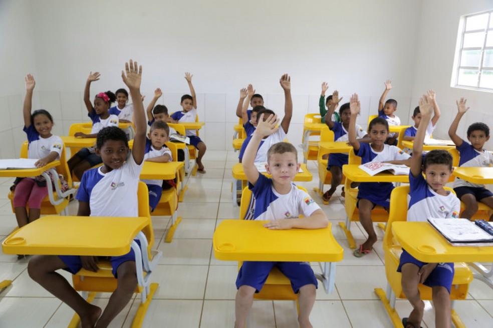 Matrículas em Araguaína foram prorrogadas por tempo indeterminado — Foto: Marcos Filho/Prefeitura de Araguaína/Divulgação