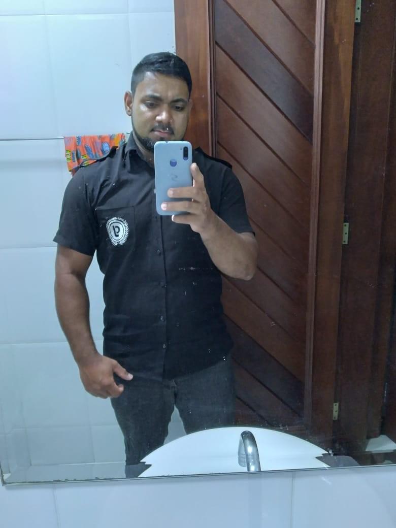 Agente de portaria morre em acidente de trânsito em Manaus