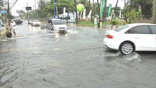 Chuva desta quinta-feira em Fortaleza é a maior já registrada em 2016