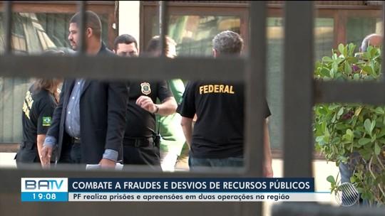 Operações da PF contra empresários envolvidos em fraude de R$ 34 milhões no sul da BA prendem 12 pessoas