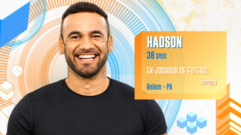 hadson — Foto: Divulgação/Globo