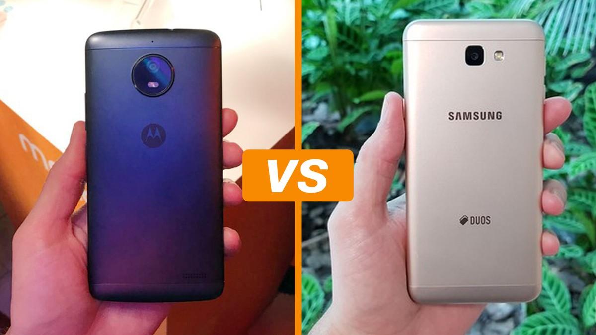 29b79affe Moto E4 vs Galaxy J5 Prime: celulares repetem tela de 5