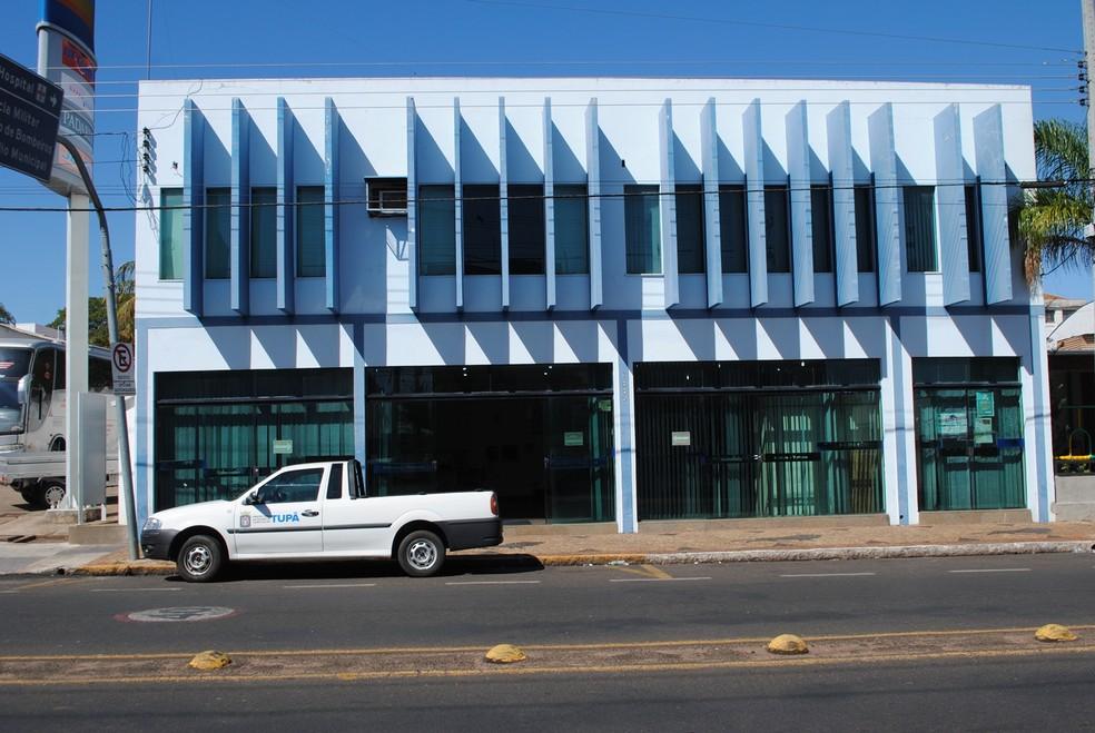Biblioteca Municipal de Tupã — Foto: Prefeitura de Tupã/Divulgação