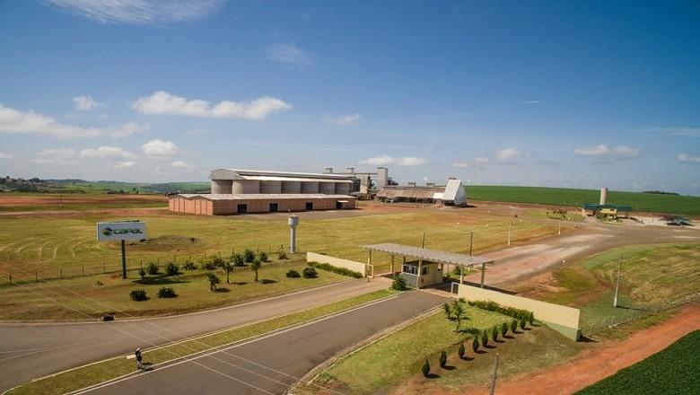cooperativa-capal-paraná-unidade de Wenceslau Braz (Foto: Divulgação/Cooperativa Capal)