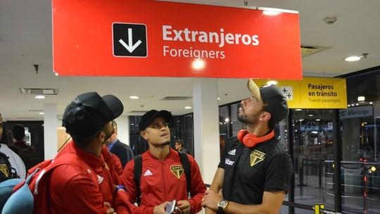 Foto: (Érico Leonan / saopaulofc.net)