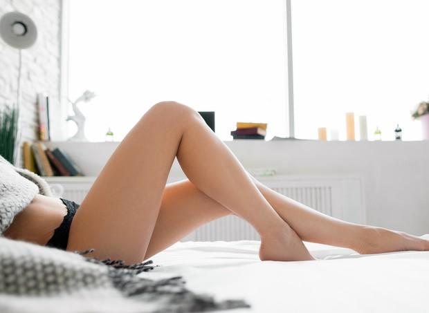 Pesquisa revela que frequencia do sexo não diminui após chegada dos filhos (Foto: Thinkstock)