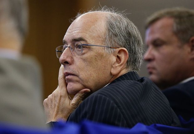 O presidente da Petrobras, Pedro Parente (Foto: Tânia Rêgo/Agência Brasil)