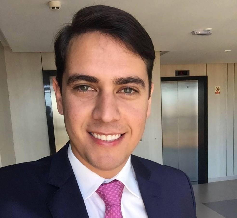 Leonardo Lisboa, prefeito da cidade de Passa e Fica, no interior do Rio Grande do Norte (Foto: Reprodução/Facebook)