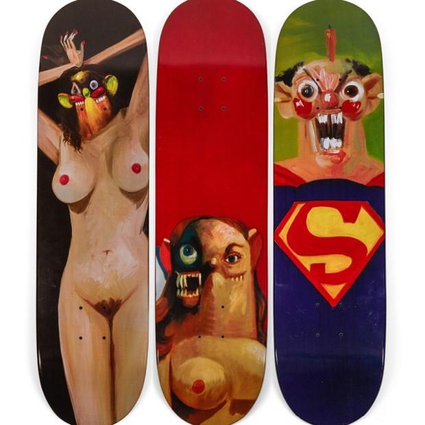 Skates Supreme (Foto: Divulgação/Sothesby)