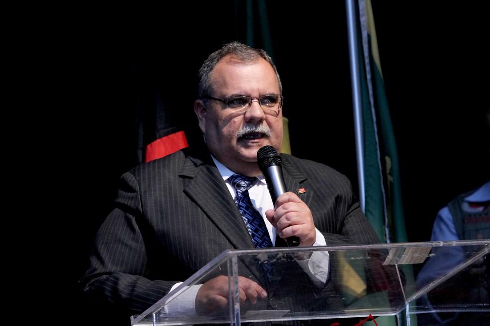 Rômulo Gouveia foi vereador de Campina Grande e presidente da Câmara Municipal (Foto: Leonardo Silva/Jornal da Paraíba/Arquivo)