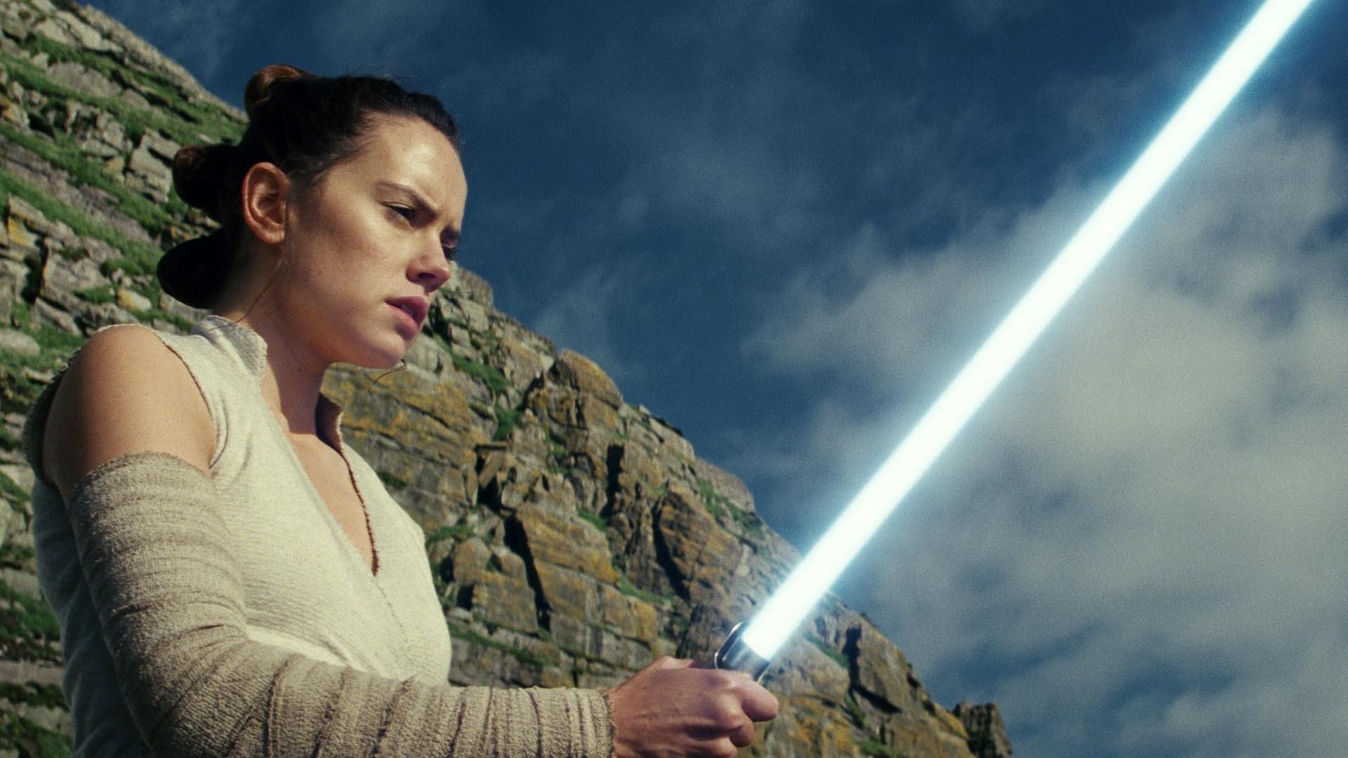 Rey, protagonista do novo Star Wars (Foto: Divulgação)