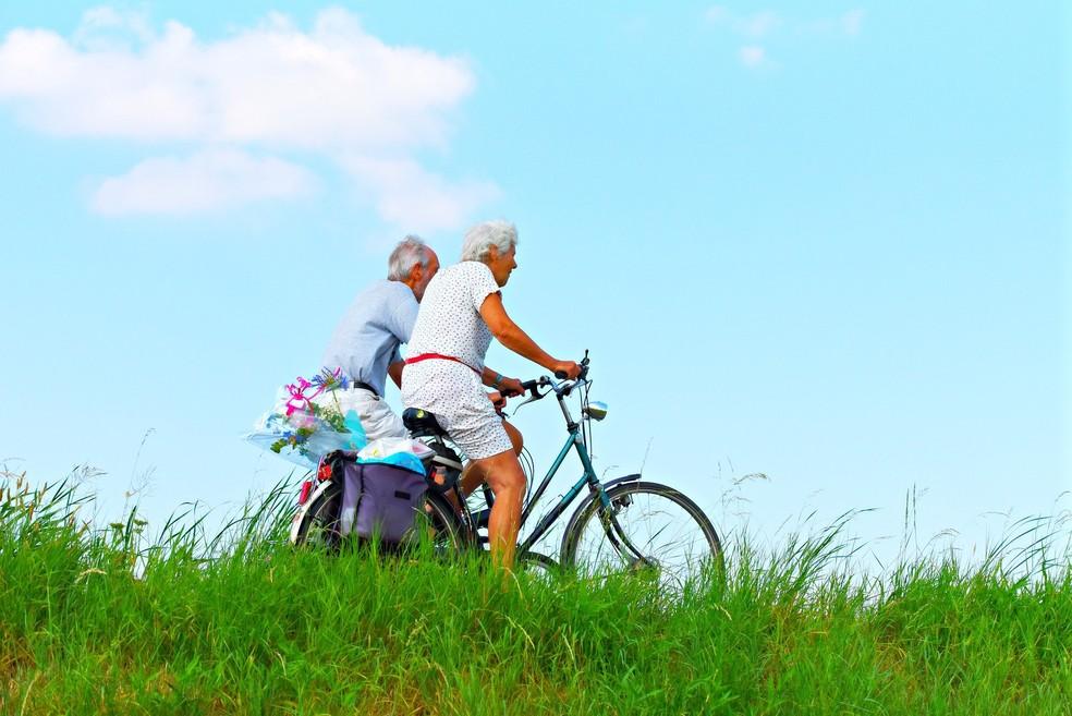 Exercício: a atividade física altera o metabolismo do sistema imunológico de células T citotóxicas, aumentado sua eficiência para atacar o câncer — Foto: Mabel Amber para Pixabay