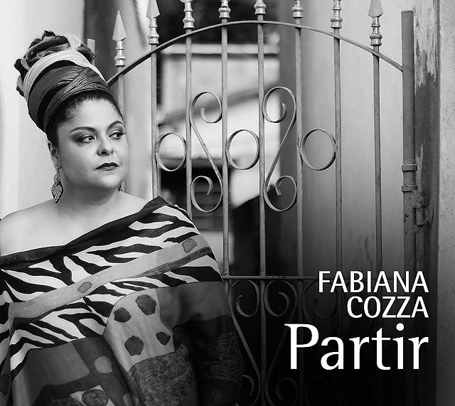 Discos para descobrir em casa – 'Partir', Fabiana Cozza, 2015