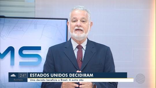 Duas decisões dos Estados Unidos mexem com o Brasil