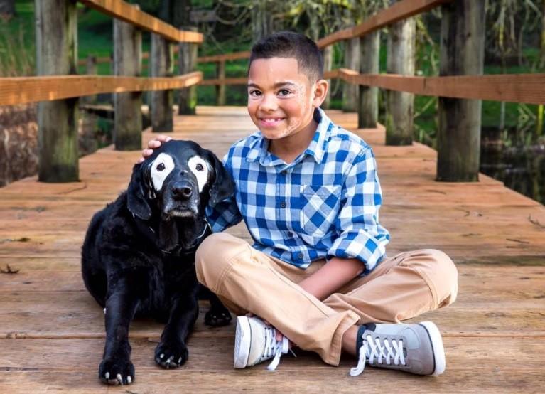 Carter e Rowdy se tornaram melhores amigos