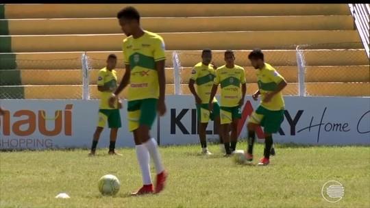 Adelmo Soares confirma Picos sem João Paulo e crava Edinaldo em último treino antes da final