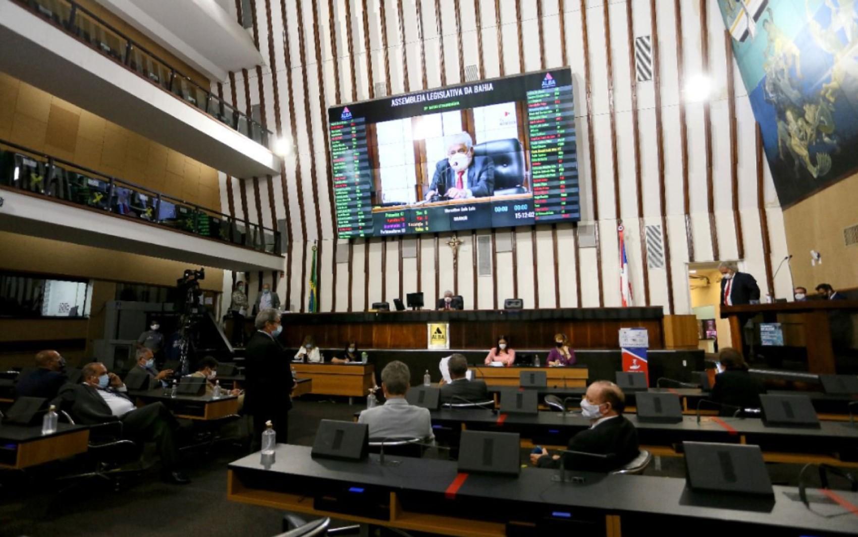 Alba aprova Lei de Diretrizes Orçamentárias para 2022