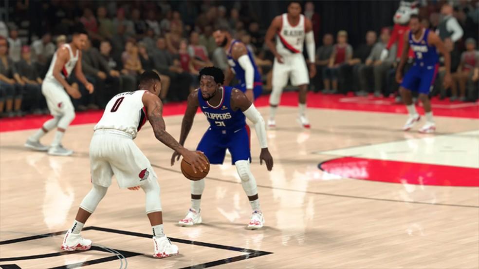 NBA 2K21 trará a mesma base de sucesso do game de basquete com algumas novidades — Foto: Reprodução/2K Games
