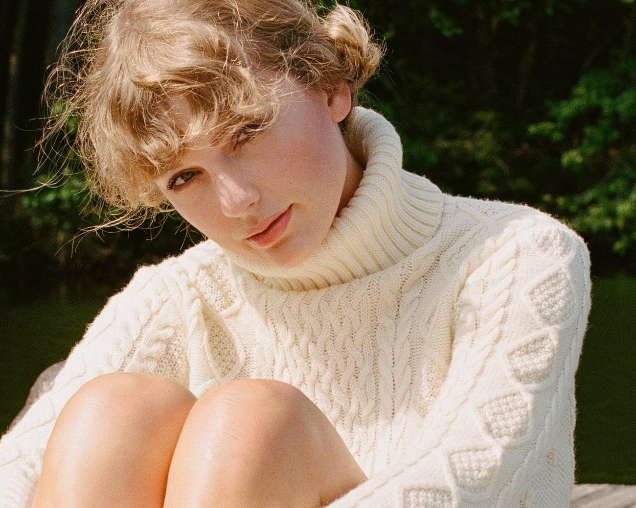 Taylor Swift anuncia filme sobre o álbum 'Folklore'; veja trailer