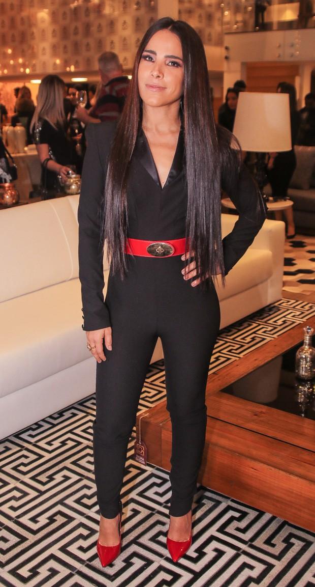Wanessa Camargo (Foto: Thiago Duran/AgNews)