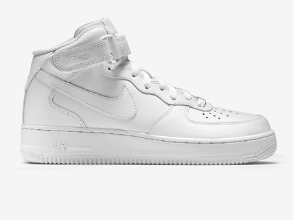 Nike, Air Force 1 Mid, R$ 399,90