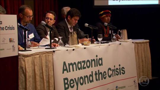 Em NY, eventos paralelos discutem situação da floresta amazônica