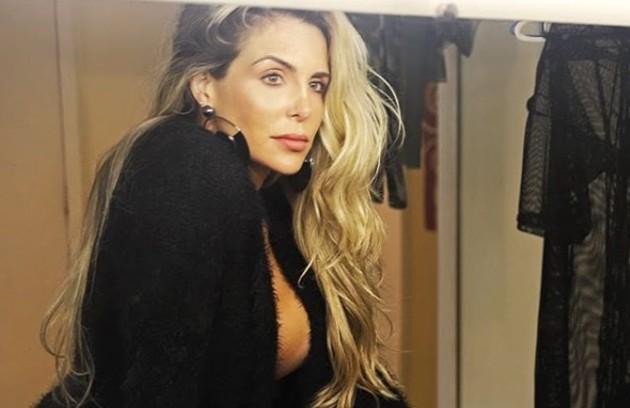 A modelo e repórter Joana Machado foi a campeã da quarta edição de 'A fazenda'. Fora do ar, ela concorreu nas eleições do ano passado para o cargo de deputada estadual, mas não foi eleita (Foto: Reprodução/ Instagram)