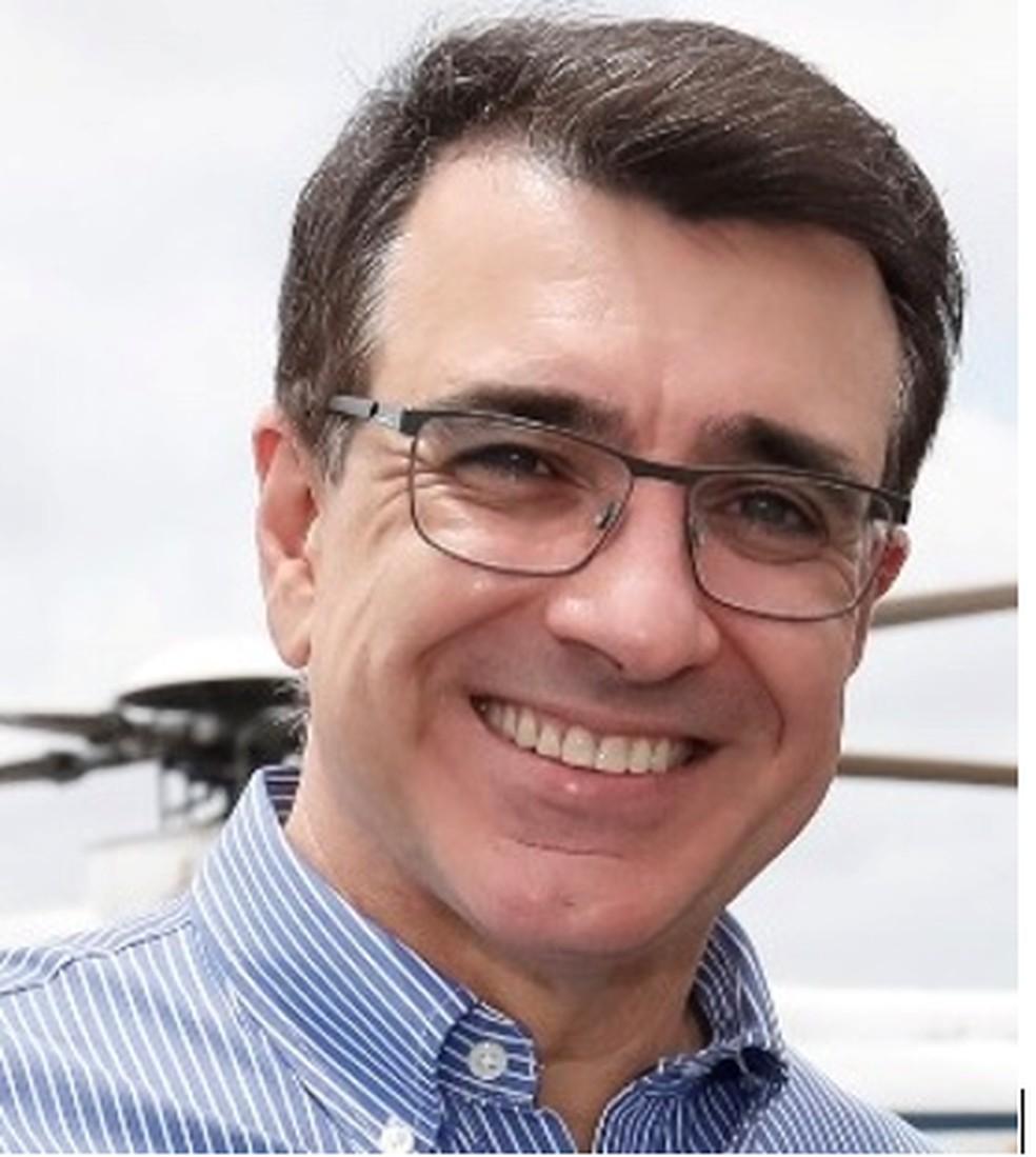 Carlos Alberto Franco França, em foto divulgada pelo Itamaraty — Foto: Ministério das Relações Exteriores/Divulgação