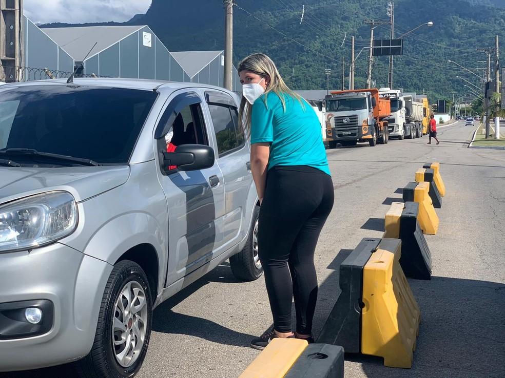 Cidades do Litoral Norte adotam restrições para frear turismo; confira regras — Foto: João Mota/TV Vanguarda