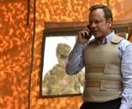 Kiefer Sutherland em 'Designated survivor' | Reprodução