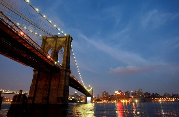 Ponte do Brooklyn (Foto: Getty Images)