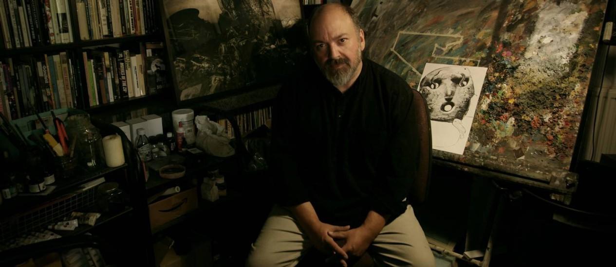 Dave McKean (Foto: Divulgação)