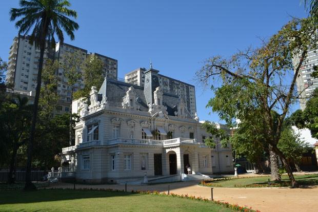 Novo Centro Cultural no Rio une casa histórica e edifício sustentável (Foto: Divulgação)