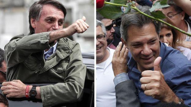 Bolsonaro projetou-se no ataque ao chamado 'kit gay', quando o Ministério da Educação de Fernando Haddad encomendou um material para combater homofobia nas escolas (Foto: AFP)